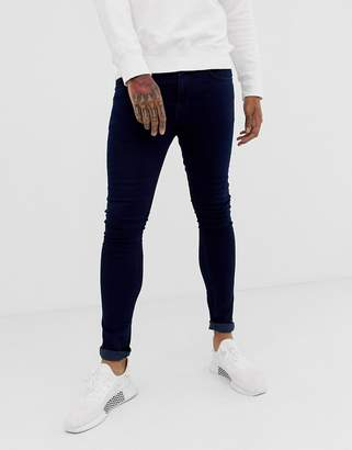 New Look super skinny jeans in bleach wash
