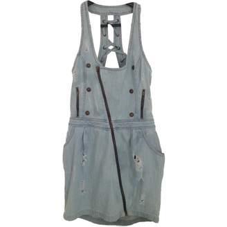 Miss Selfridge Blue Denim - Jeans Dress for Women
