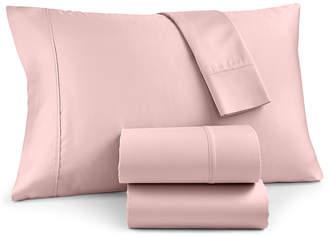Sunham Closeout! Rest 4-Pc. Queen Sheet Set, 450 Thread Count Cotton Bedding