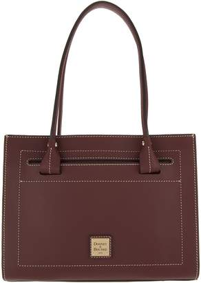 Dooney & Bourke Vachetta Leather Janine Satchel