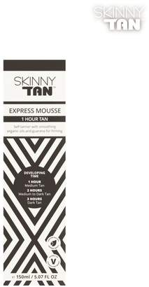 Express Skinny Tan Mousse 150ml - No Colour