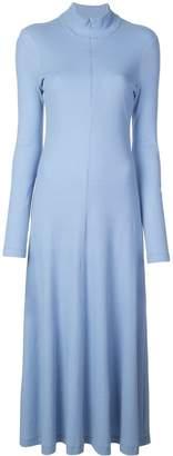 Rosetta Getty longsleeved turtleneck dress