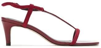 Egrey strappy sandals