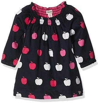 Hatley Baby Girls 0-24m Smocked Neck Infant Dress,3-6 Months