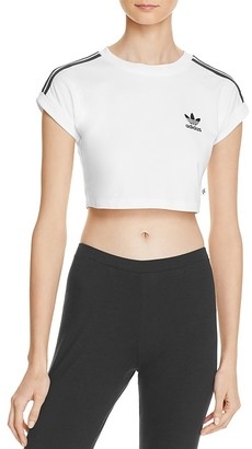 adidas Originals Crop Top $35 thestylecure.com