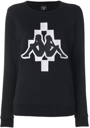 Marcelo Burlon County of Milan x Kappa sweatshirt