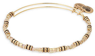 Alex and Ani Coastal Crystal Beaded Bracelet