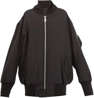 Y-3 X James Harden reversible bomber jacket