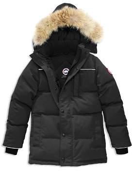 Canada Goose Boys' Eakin Packable Down Parka - Big Kid