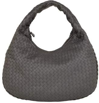 Bottega Veneta Small Intrecciato Veneta Hobo Bag
