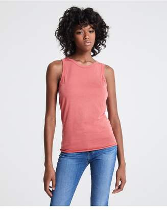 AG Jeans The Lexi Tank - Candy Apple