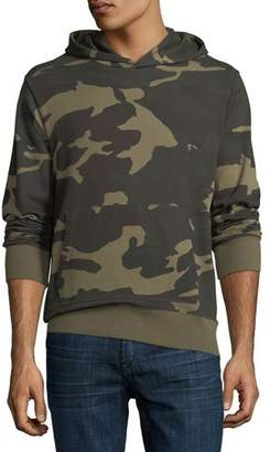 Ovadia & Sons Type-01 Pullover Cotton Camo Hoodie