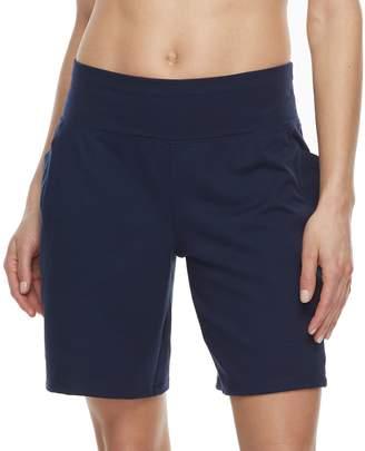 Tek Gear Women's Side Pocket Bermuda Shorts
