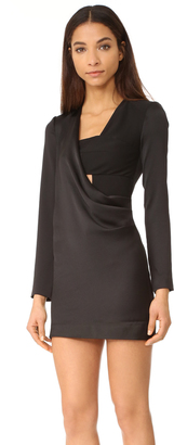 AQ/AQ Larah Jacket Dress $155 thestylecure.com