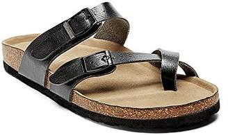 Madden-Girl Women's Bryceee Toe Ring Sandal