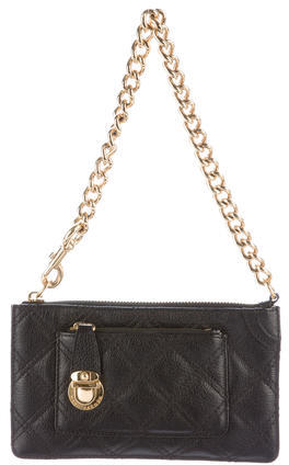 Marc Jacobs Marc Jacobs Quilted Leather Mini Bag