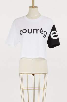 Courreges Logo T-shirt