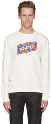A.P.C. Off-White Psy Sweatshirt