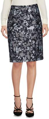 Markus Lupfer Knee length skirts