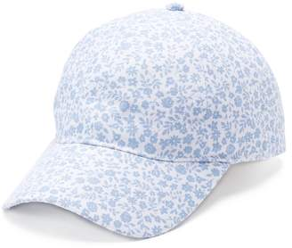 Chaps Women's Ditsy Floral Baseball Cap