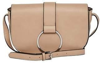 Urban Originals Lola Vegan Leather Crossbody Saddle Bag