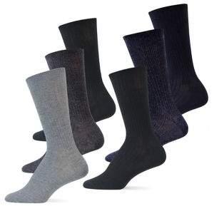 Ralph Lauren 6-Pack Rib Trouser Socks