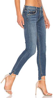 GRLFRND x REVOLVE Candice Mid-Rise Skinny Jean.