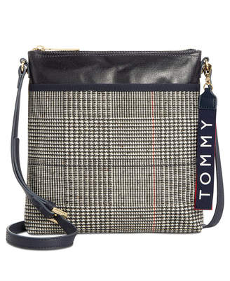 Tommy Hilfiger Raleigh Coated Wool Crossbody