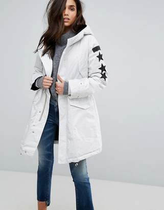 Replay Parka Coat