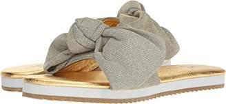 Yosi Samra Women's Mila Platform Slide Sandal