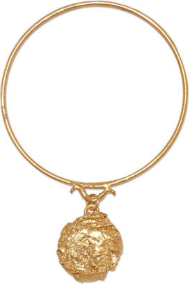 Alighieri - The Fortune Charm Gold-plated Bracelet