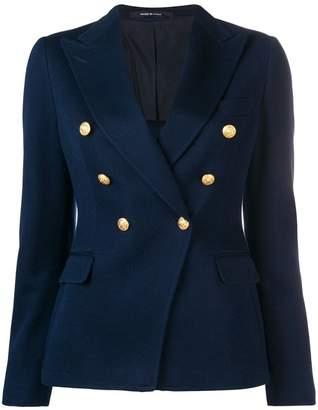 Tagliatore classic double-breasted blazer