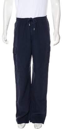 Vilebrequin Linen Cargo Pants w/ Tags