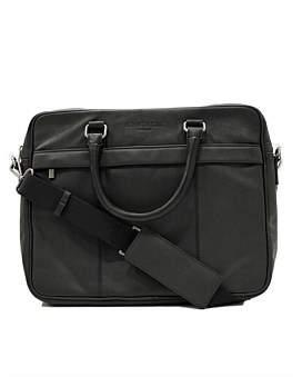 Kenneth Cole Genuine Nappa Leather Briefcase