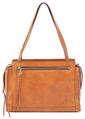 Hobo Affinity Calfskin Leather Tote