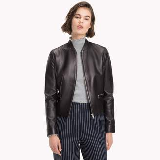 Tommy Hilfiger Uptown Leather Bomber
