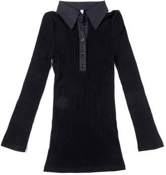 Black Label Nina Collared Shirt