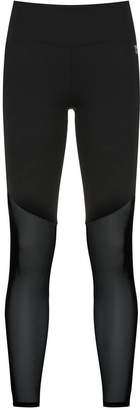 Track & Field Light leggings with a sheer detail