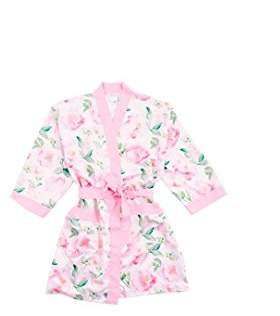 Weddingstar Inc. Women's Premium Silky Kimono Robe