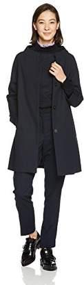 Herno (ヘルノ) - [ヘルノ] 【公式】オフィサーカラーコート Audrey GC0171D Navy EU 40-(日本サイズ7 号相当)