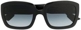 Christian Dior (クリスチャン ディオール) - Dior Eyewear スクエア サングラス
