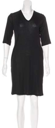 Hope Knee-Length T-Shirt Dress