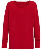 Chico's Zip Back Mindy Pullover