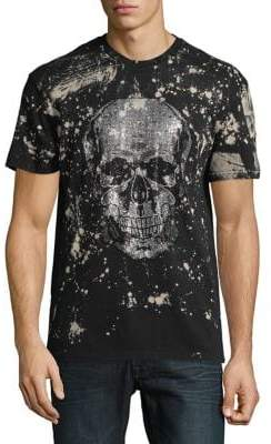 Reason Skull-Print Cotton Tee