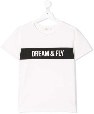 Fly London Andorine Dream & print T-shirt