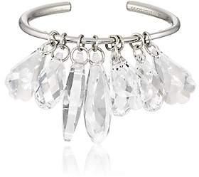 Paco Rabanne Women's Briolette-Tipped Cuff - Silver