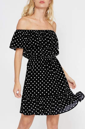 Fantastic Fawn Marnie Polka-Dot Dress
