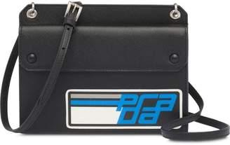 Prada wallet-style satchel