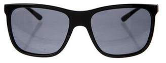 Bvlgari Tinted Square Sunglasses