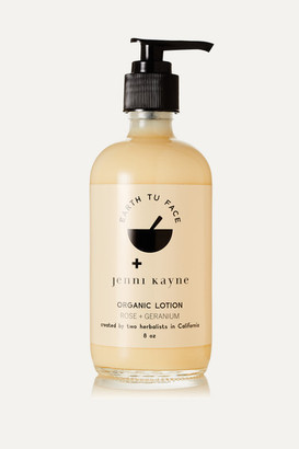 Earth Tu Face + Jenni Kayne Organic Lotion, 236ml - one size